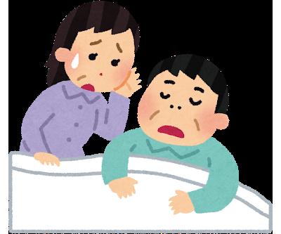 睡眠時無呼吸症候群とは